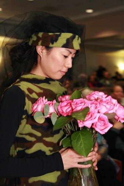 Fashioning Resistance to Militarism