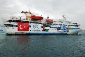 Gaza peace flotilla