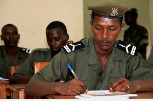 Burundi Peacekeepers