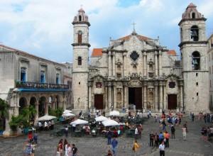 San Cristobal of Havana Cathedral.