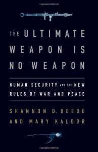 Ultimate Weapon is no Weapon cover