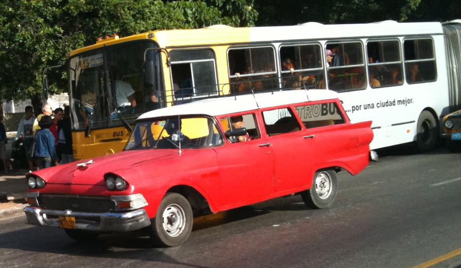 Postcard from…Havana
