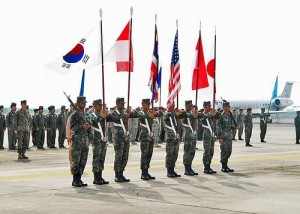 Cobra Gold military exercise; photo courtesy of U.S. Army