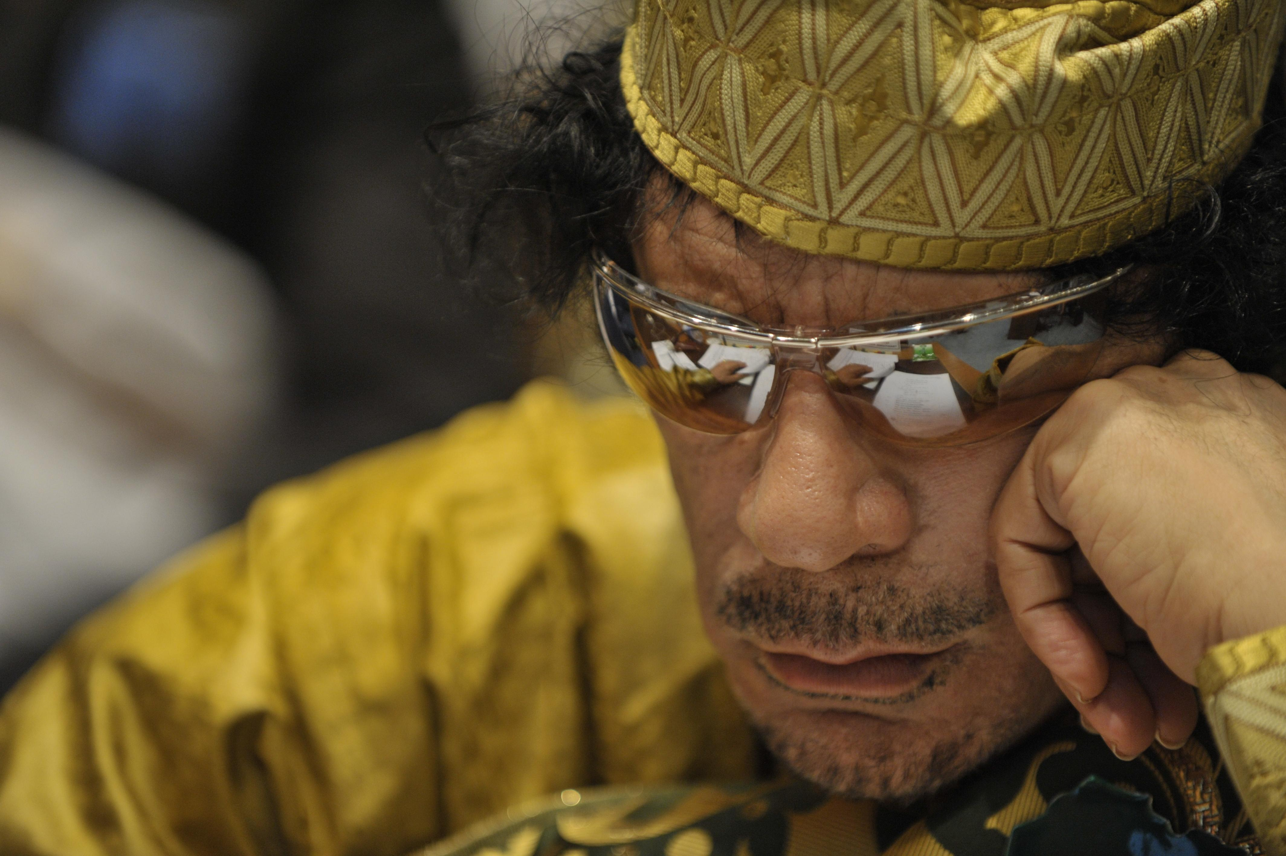 No to Military Intervention in Libya