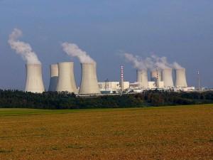 Nuclear power plant in Czech Republic