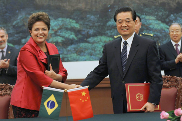 Chinese Take-Over of South America?