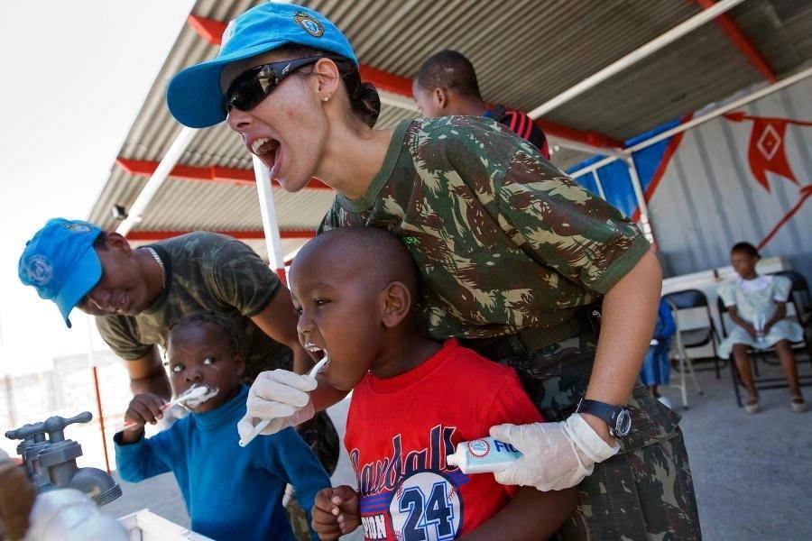 Haiti's Reconstruction: Who Benefits?