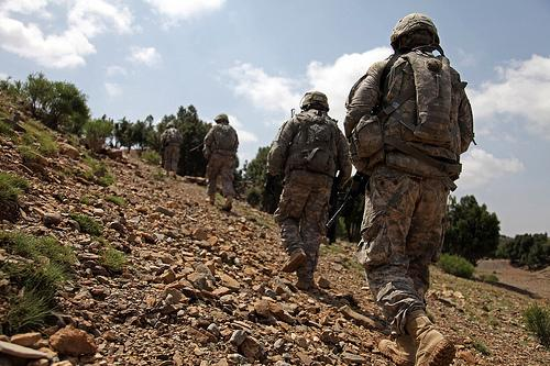Afghanistan: Going through Withdrawal