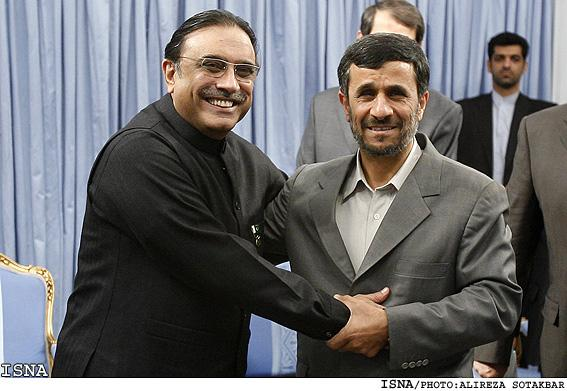 The Courtship of Iran and Pakistan