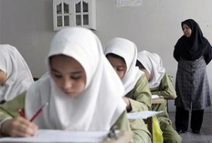 Literacy rates in Iran have rise above 80 percent