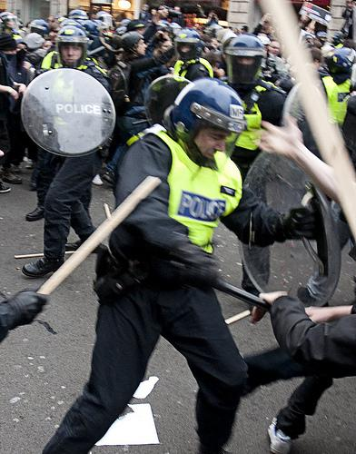 The Politics of the London Riots