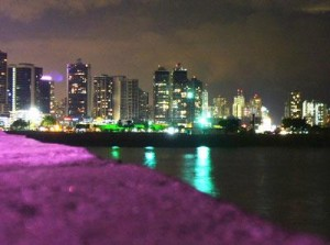 Panama City: built with dirty money
