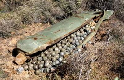The Curse of Cluster Bombs