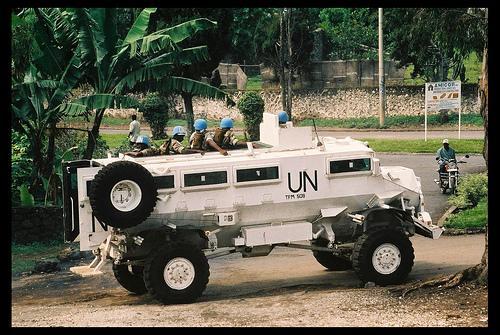 Stabilizing Congo