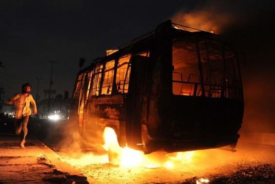 Karachi's Long Summer of Violence