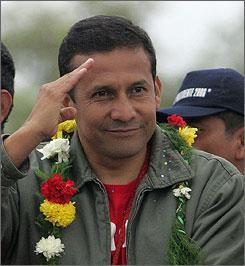 Humala: Chavez Clone or Washington Partner?