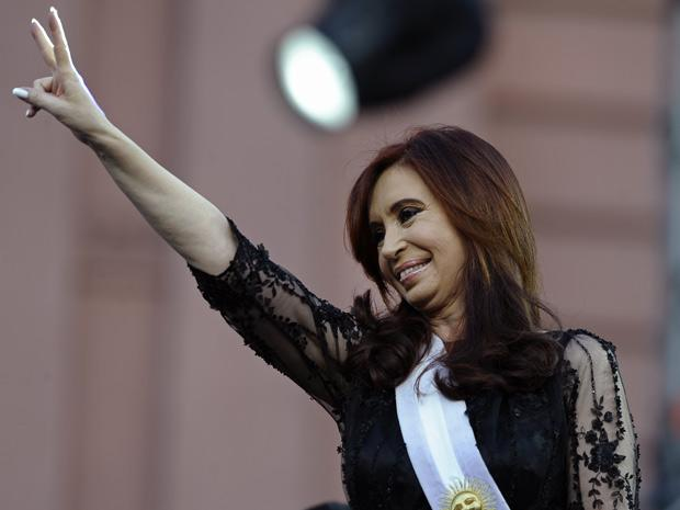 Annotate This: EU Response to Argentina's Nationalization