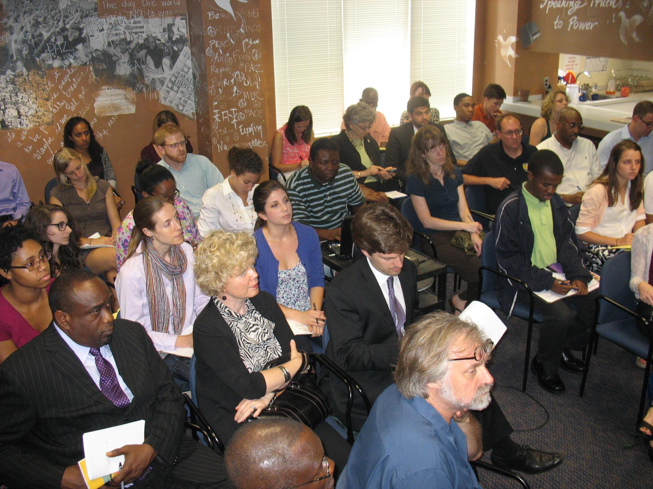 Corporate Accountability  In Liberia Gets A Fresh Look