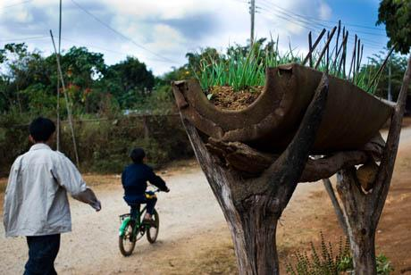 A Bomb-Free Future for Laos