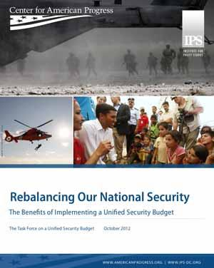 Rebalancing Our National Security: The Benefits of Implementing a Unified Security Budget