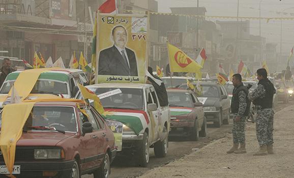 The Dreams and Dilemmas of Iraqi Kurdistan