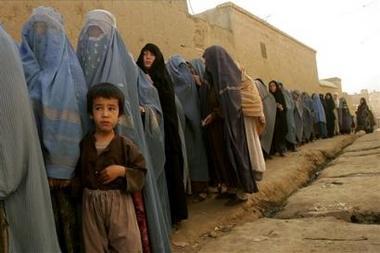 Stop Registering Afghan Voters