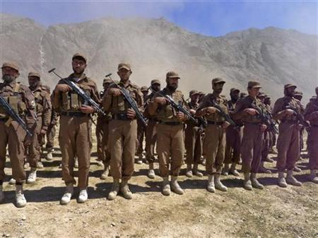 A Legacy of Rogues in Afghanistan