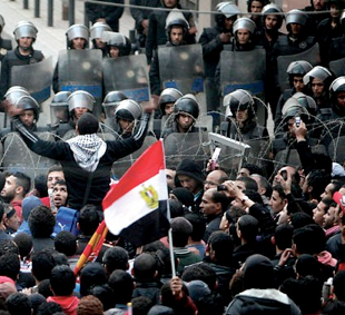 Soccer Riots and Egyptian Democracy