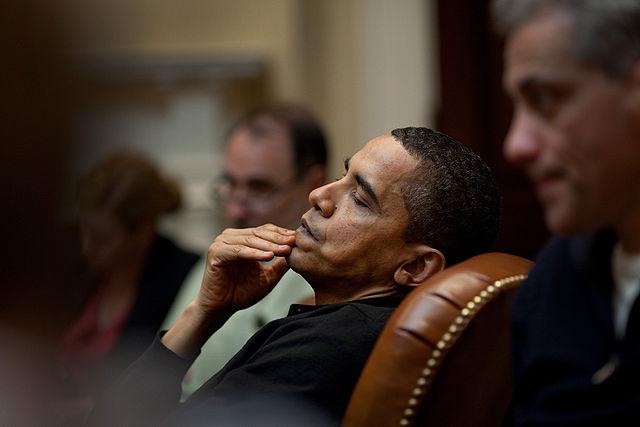 Obama Fumbles Syria Policy