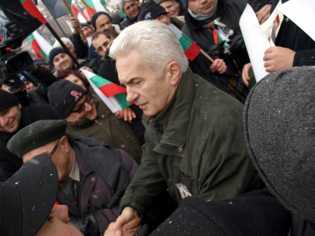 Bulgaria's Ataka Party: An Unlikely Blend of Left and Right