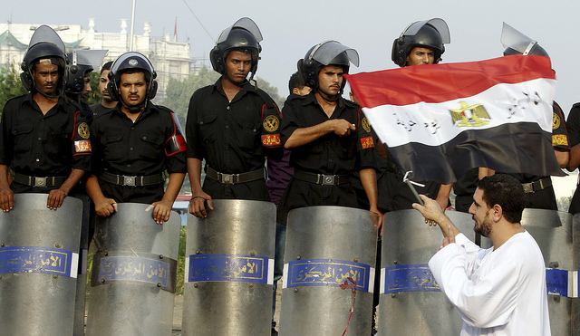 Egypt's Treacherous Road
