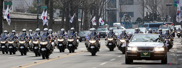 Korean Democracy at a Crossroads