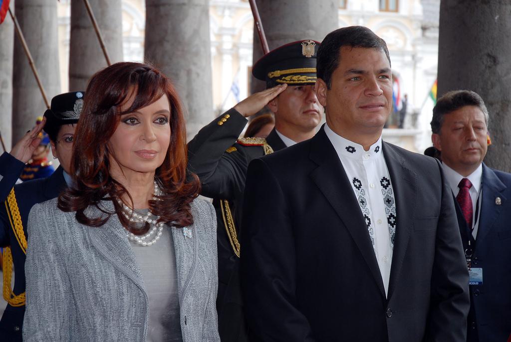 Latin America's Anti-Intervention Bloc