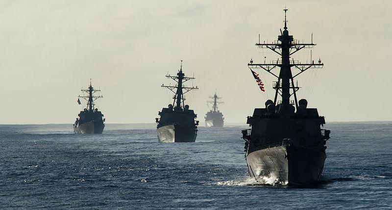 The Asia-Pacific Pivot: More Smoke Than Firepower