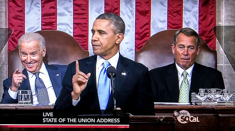 SOTU: Obama Grades His Foreign Policy