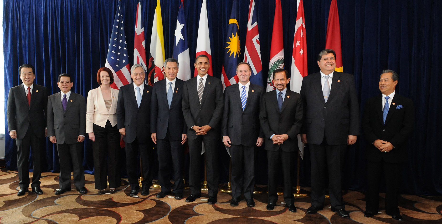 Open Fire and Open Markets: The Asia-Pacific Pivot and Trans-Pacific Partnership