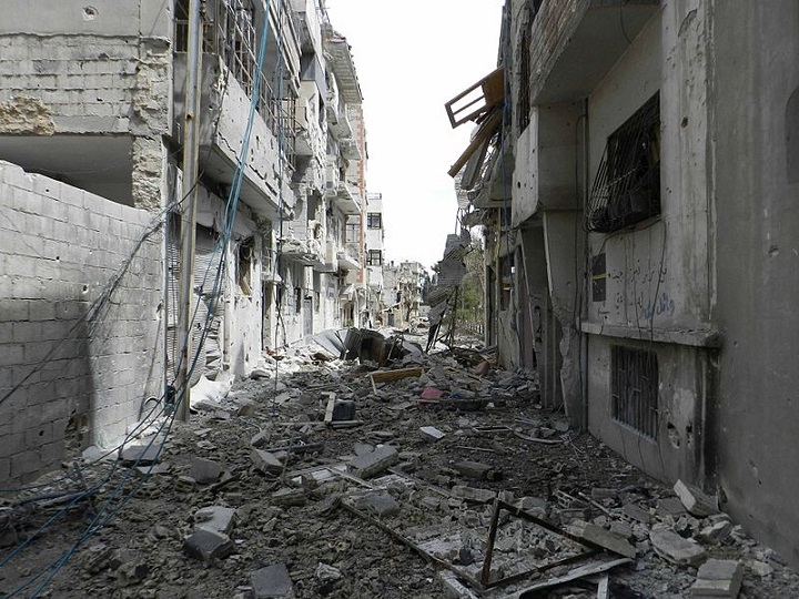 Calls for U.S. Military Intervention in Syria Re-surfacing