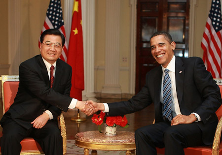 """Obama Seeks to Avoid """"Clash of Civilizations"""" Between China and the West"""