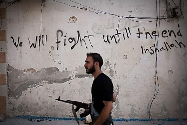 Perpetuating Stalemate in Syria