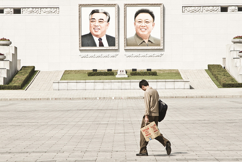 To End North Korea's Nuclear Program, End the Korean War