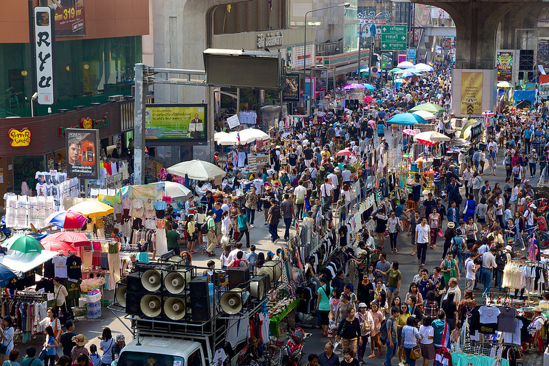 Thailand's Protests and the Global Economy