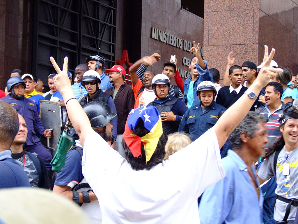 Venezuela Protests: The View from West Caracas