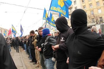 The Dark Side of the Ukraine Revolt