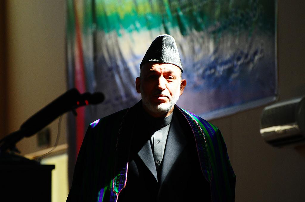 Behind Karzai's Stubbornness