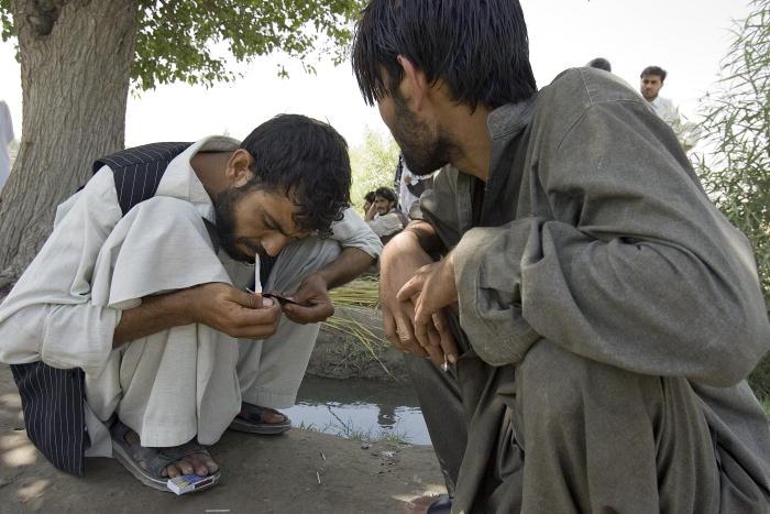 The Afghan Drug War after 2014