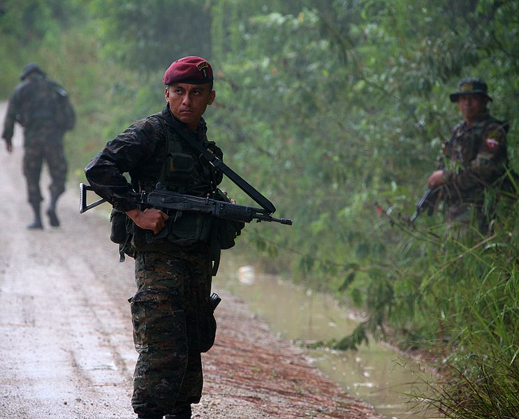 Guatemala: Suppressing Dissent at Home and Abroad