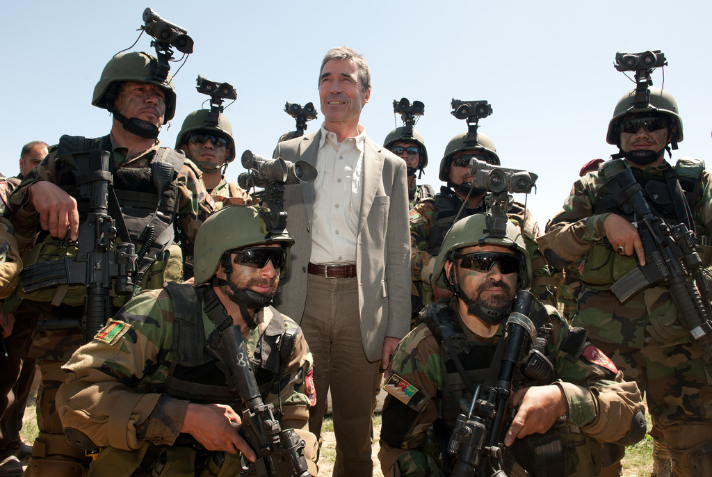NATO on Viagra
