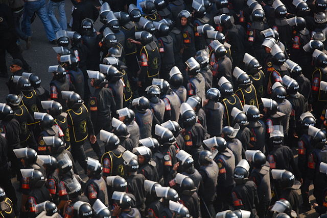 Unbroken Chain of Repression: From Mubarak to Morsi to the Military