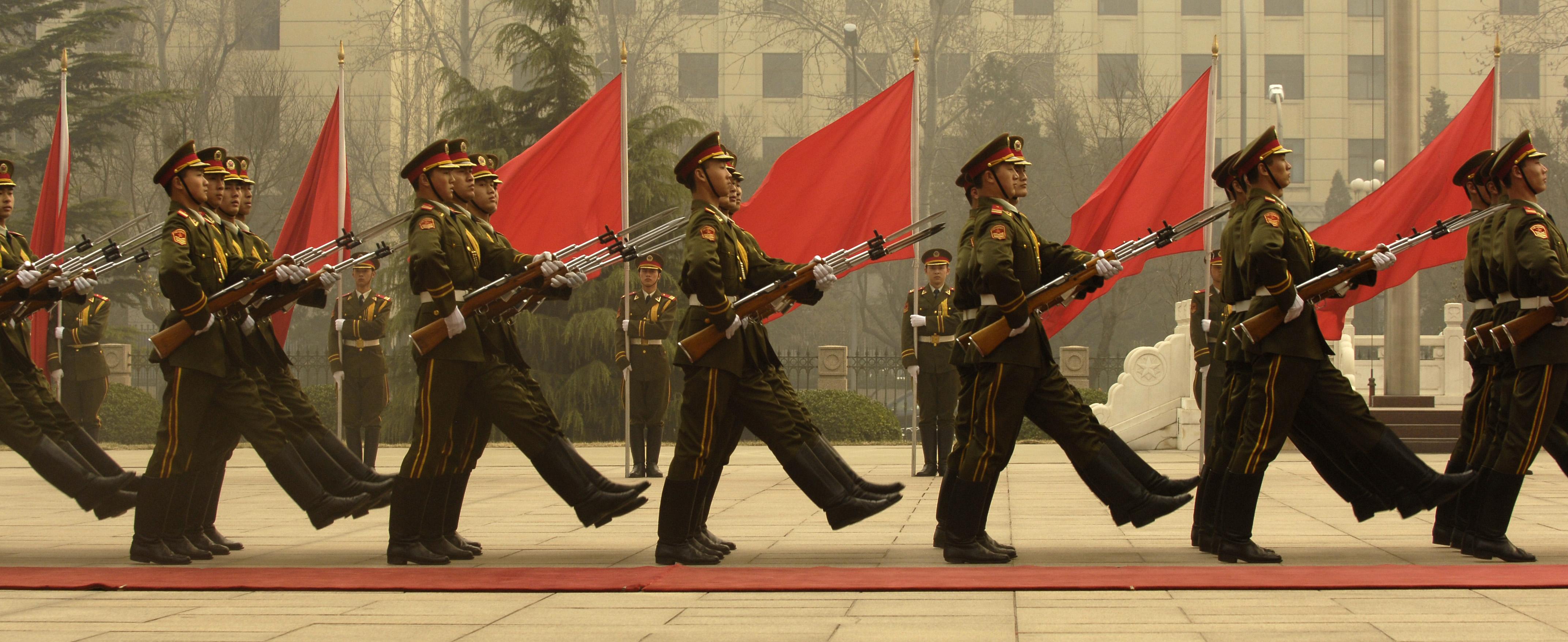 China: Harmony vs. Power