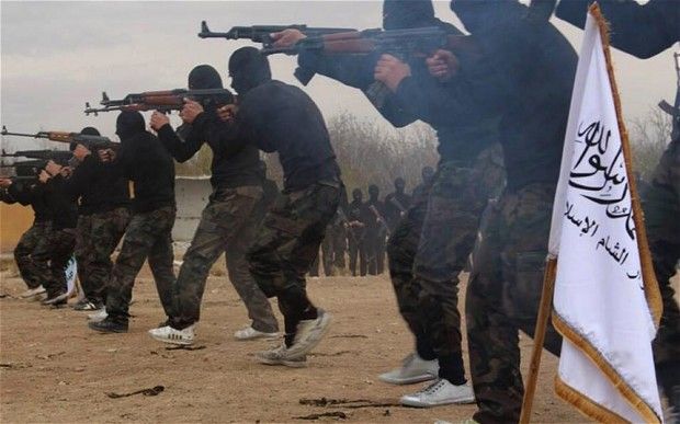 A Quick Resolution to the ISIS Offensive Not Likely
